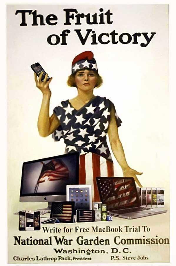 vintage propaganda  meme poster project